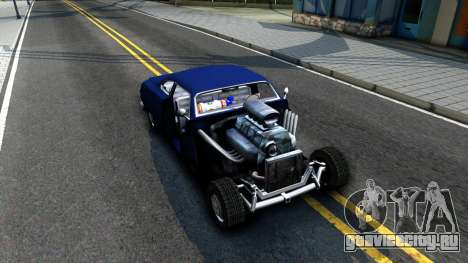 FNF8 Hermes V2.0 для GTA San Andreas вид справа