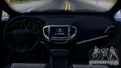 Lada XRay v.2 для GTA San Andreas