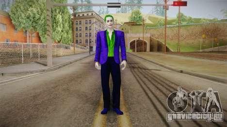 The Joker для GTA San Andreas второй скриншот