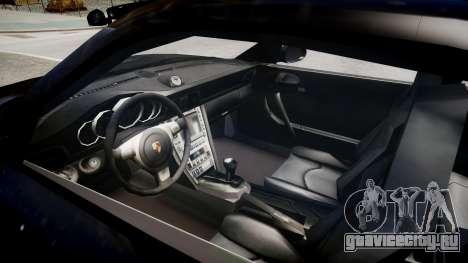 Porsche 911 turbo 2008 для GTA 4