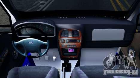 Hyundai H100 для GTA San Andreas