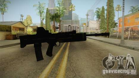 Enfield L85A2 для GTA San Andreas второй скриншот