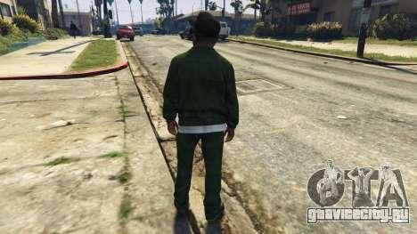 Ryder для GTA 5 третий скриншот