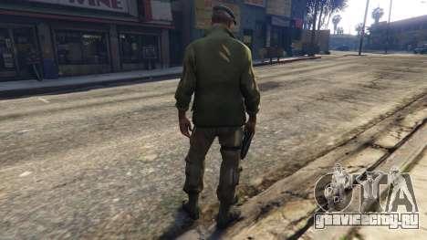 Left4Dead 1 Bill для GTA 5 третий скриншот