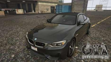 BMW M4 F82 2015 для GTA 5