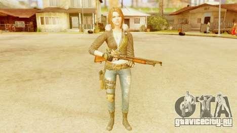Sudden Attack 2 - Scarlet Jacket для GTA San Andreas третий скриншот