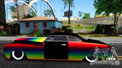 LOW Hermes для GTA San Andreas