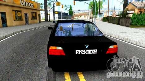 "BMW 750i E38 From ""Bumer"" для GTA San Andreas"