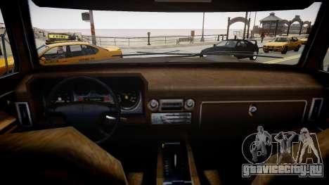 Rancher V3 для GTA 4 вид изнутри