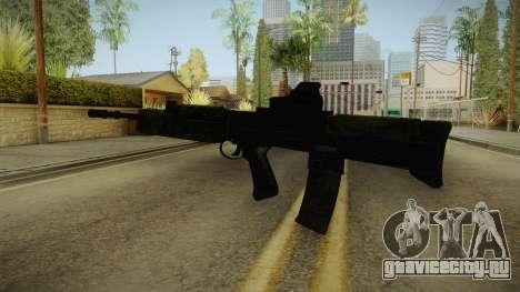 Enfield L85A2 для GTA San Andreas третий скриншот