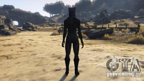 Catwoman для GTA 5 третий скриншот