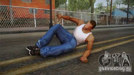 GTA 5 Анимации для GTA San Andreas девятый скриншот