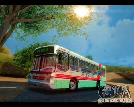 Italbus Bello 2016 115 ETCE для GTA San Andreas