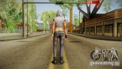 Dead Rising 3 Episode 2 DLC - Angel Hood Up для GTA San Andreas
