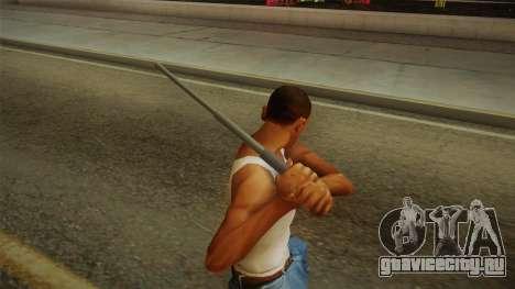 Police Stick для GTA San Andreas третий скриншот
