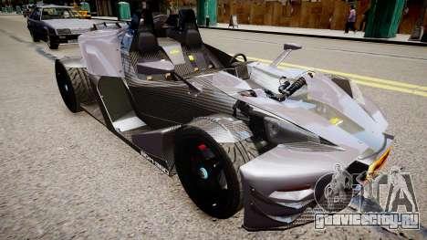 KTM X-Bow (GRID 2) для GTA 4