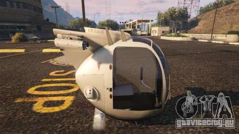 Warbird для GTA 5 второй скриншот