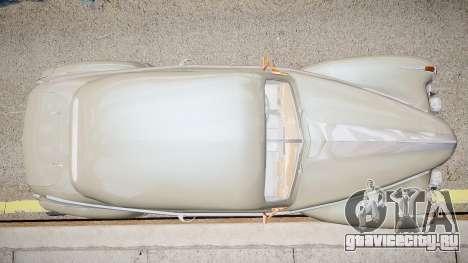 Buick Coupe 1941 для GTA 4 вид сзади