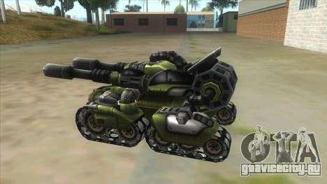 New RC Tiger для GTA San Andreas вид слева