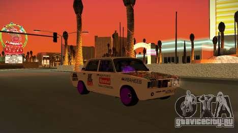 ВАЗ 2107 - Белок [v1.0] для GTA San Andreas