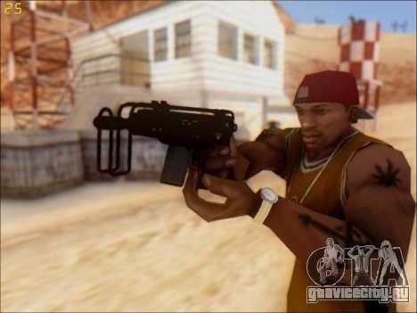 GTA 5 Hawk & Little Mini SMG для GTA San Andreas четвёртый скриншот