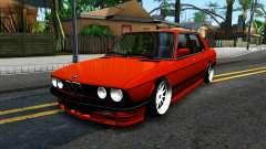 BMW E28 M5 для GTA San Andreas