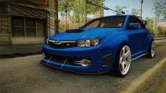 Subaru Impreza WRX STI Rocket Bunny для GTA San Andreas
