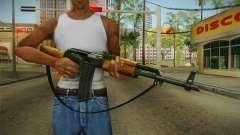 AK47 с ремешком