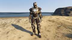 Iron Man Mark 24 Tank
