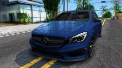 Mercedes-Benz CLA 45 AMG Shooting Brakes Boss