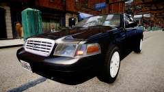 Ford Crown Victoria FBI