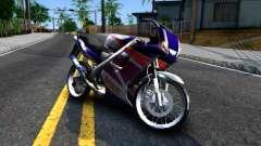 Yamaha TZM 150 для GTA San Andreas
