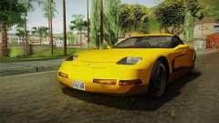 Declasse Coquette 2002 для GTA San Andreas