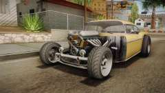 GTA 5 Declasse Tornado Rat Rod Cleaner