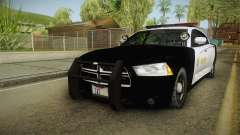 Dodge Charger Sheriff для GTA San Andreas