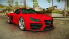 OBEY 9F из GTA 5