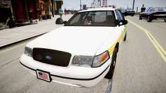 Crown Victoria Police Interceptor для GTA 4