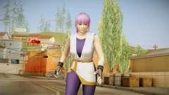 Dead Or Alive 5 - Ayane KOF DLC Costume