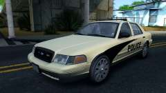 Ford Crown Victoria Generic 2010 для GTA San Andreas