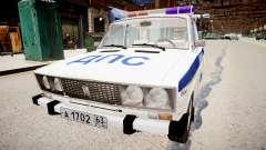 ВАЗ 2106 ДПС