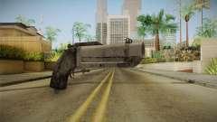 GTA 5 DLC Bikes - Granade Launcher Compact для GTA San Andreas