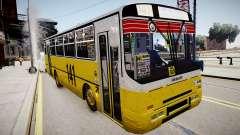 Ciferal GLS M.Benz OF-1318 для GTA 4