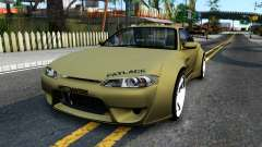 Nissan Silvia S15 Rocket Bunny для GTA San Andreas