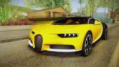Bugatti Chiron 2017 v2 для GTA San Andreas