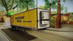 GTA 5 Refrigerated Trailer для GTA San Andreas