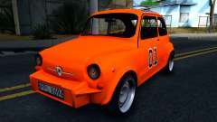 Zastava 850 Abarth General Lee для GTA San Andreas