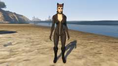 Catwoman для GTA 5