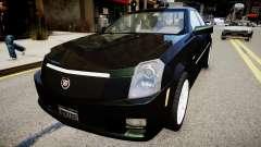 Cadillac CTS v2.1 для GTA 4
