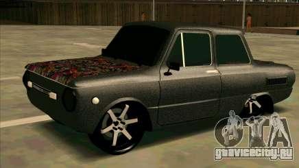 ЗАЗ 968М Мега Колхоз для GTA San Andreas