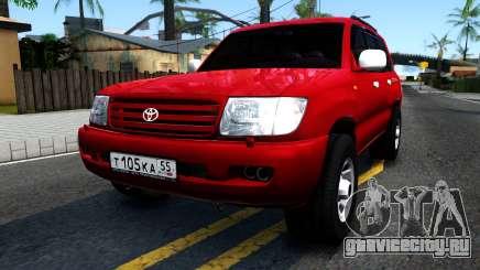 Toyota Land Cruiser 105 для GTA San Andreas